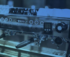 coffee machine hacked with ransomware